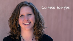 Corinne Toenjes is a first-time homeowner, a millennial and a real estate pro.